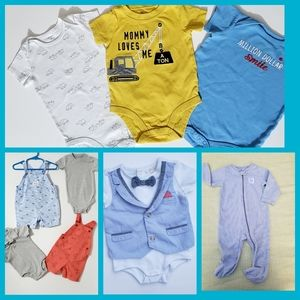 BABY BOY BUNDLE .